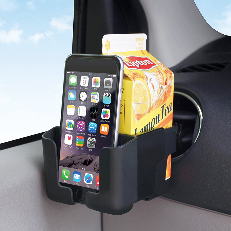 Japanese mobile phone multifunction car car car outlet drink holder ashtray racks drink holder cup holder car air conditioning