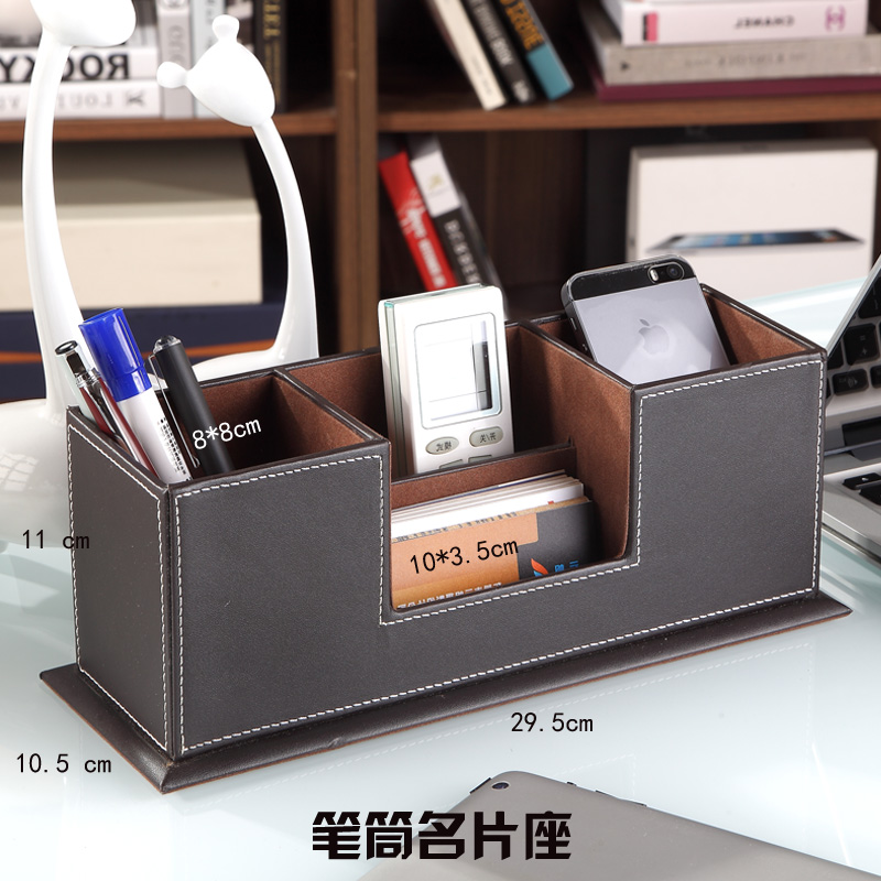 Exceptionnel Get Quotations · Jazz Decorated High End Leather Business Card Storage Box  Pen Debris Storage Box Storage Box Storage