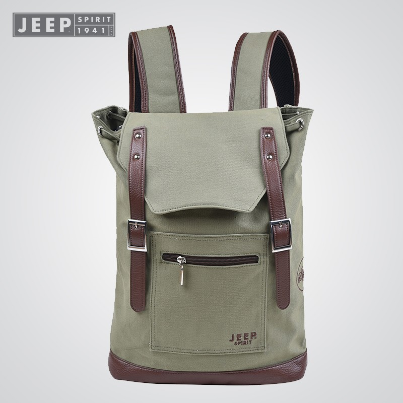 Jeep/jeep kids children zhongshan university children's backpack outdoor leisure bag 2016 new