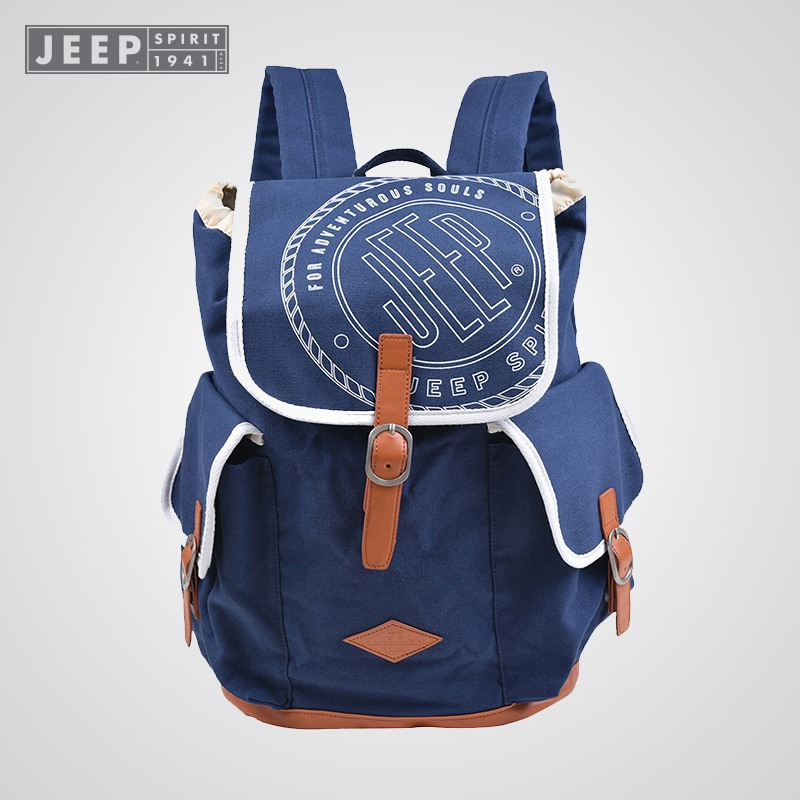 Jeep/jeep kids children zhongshan university children's bags bag leisure travel bag shoulder bag 2016 new