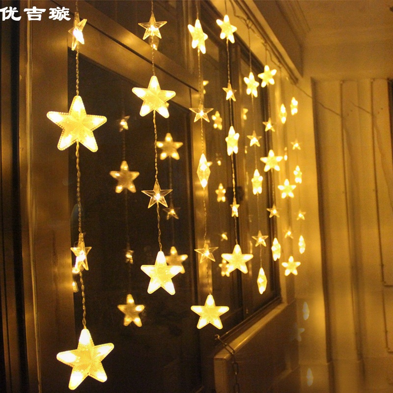 Star Curtain Lights Uk Curtain Menzilperde.Net