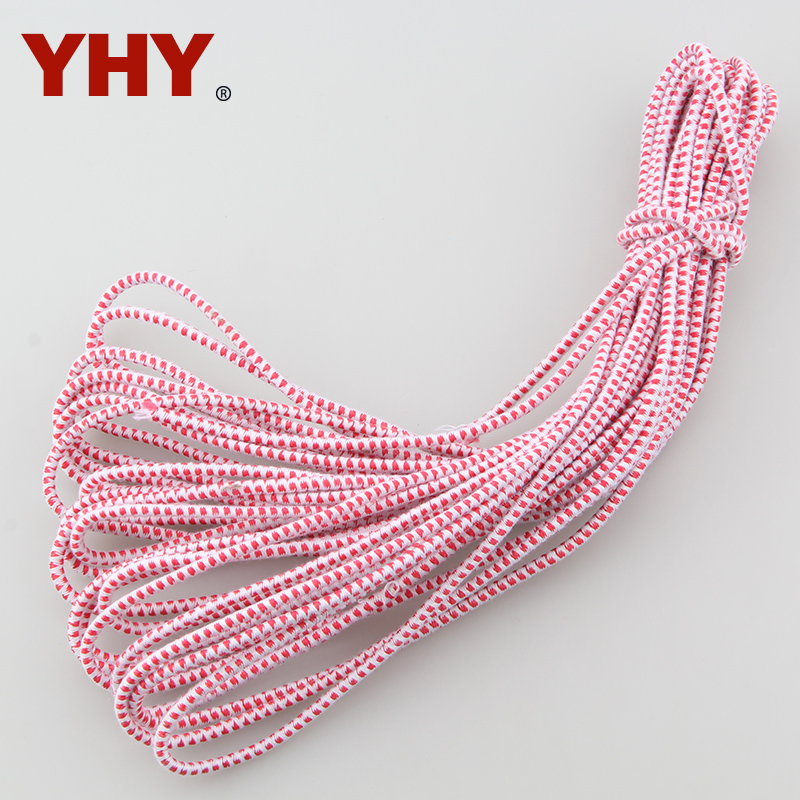 Jicheng accessories elastic band round elastic rubber band elastic band elastic rope rope rope tendon latex clothing accessories