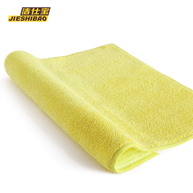 Jie shi bao h-01 sided cleaning cloth microfiber flat mop cloth mop towel sharp b-360 with cloth