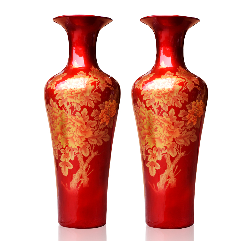 China Red Chinese Vases China Red Chinese Vases Shopping Guide At