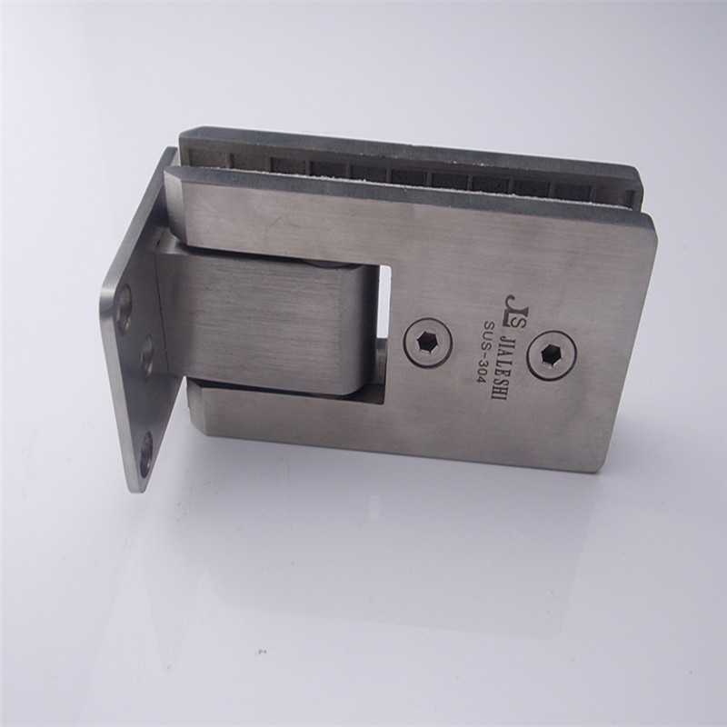 Jls longer shower glass door hinge glass door hinge bathroom clip clip clip stainless steel glass door hinge 90 degrees