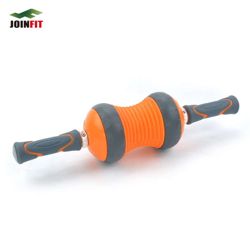 Joinfit abdominal muscle wheel wheel wheel wheel abdominal exercise fitness equipment abdominal massage roller wheel home