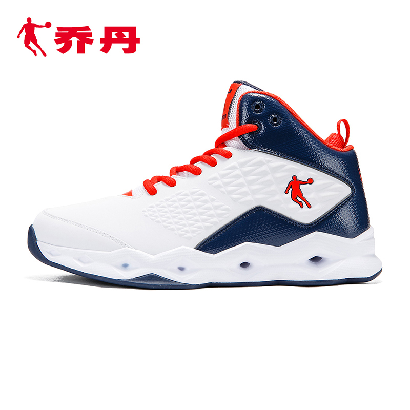 Jordan basketball shoes cement reeboks new men's shoes all star high to help wear and slip damping basketball shoes men