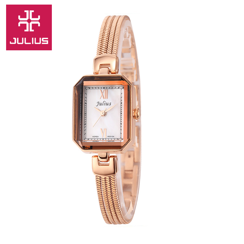 Julius poly belgium authentic female form korean version of the retro bracelet watch ladies watches female form of fashion students