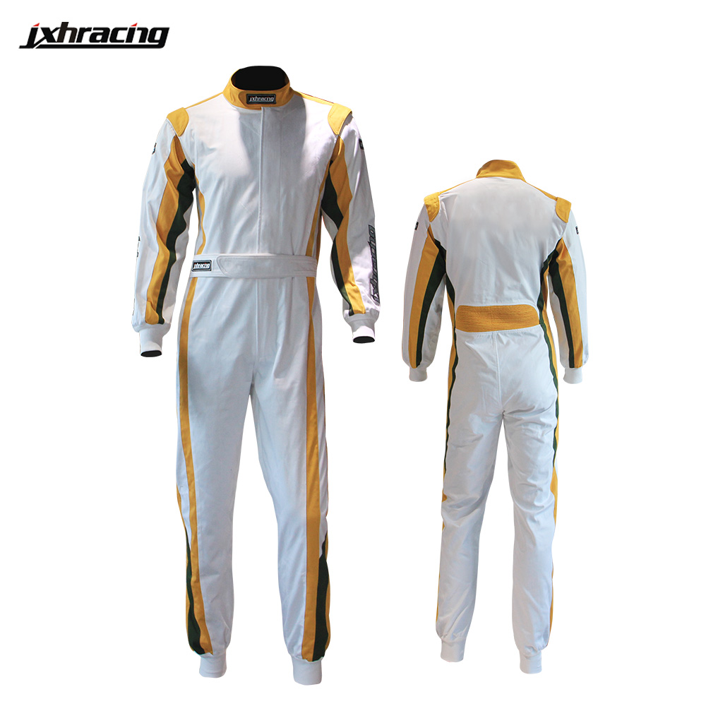 Jxhracing relative hou car windmill hand star hyun same paragraph captain fia racing suits jumpsuit