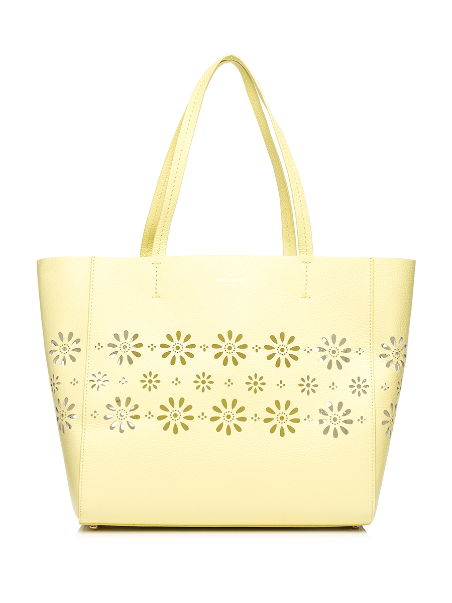 Buy Kate spade new spring and summer 16 lemon yellow cross pattern shoulder  bag printing logo in Cheap Price on Alibaba.com f6beec750879b