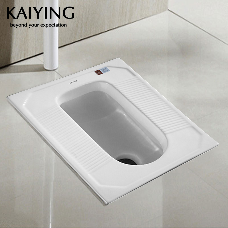 Kay eagle ceramic squat toilet pit toilet pissing not with elbow (before the inferior) KY-8711
