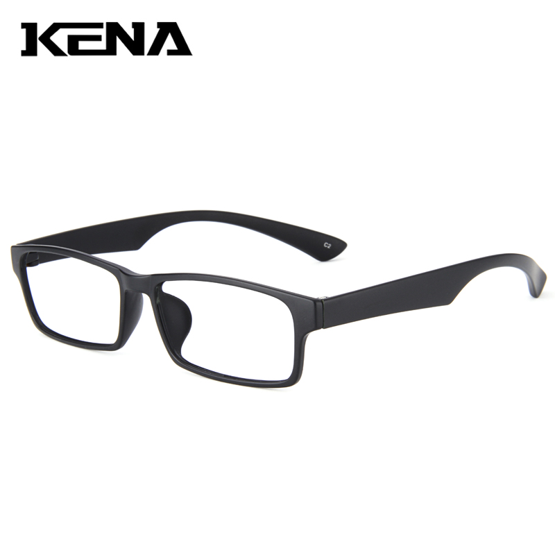 7ab259d049 Get Quotations · Kena big round face ultralight tr90 glasses rimmed glasses  frame male and female models myopia glasses