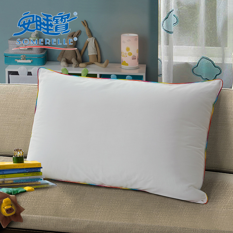 Kids children sleep pillow pillow pillow pillow sleep treasure bedding