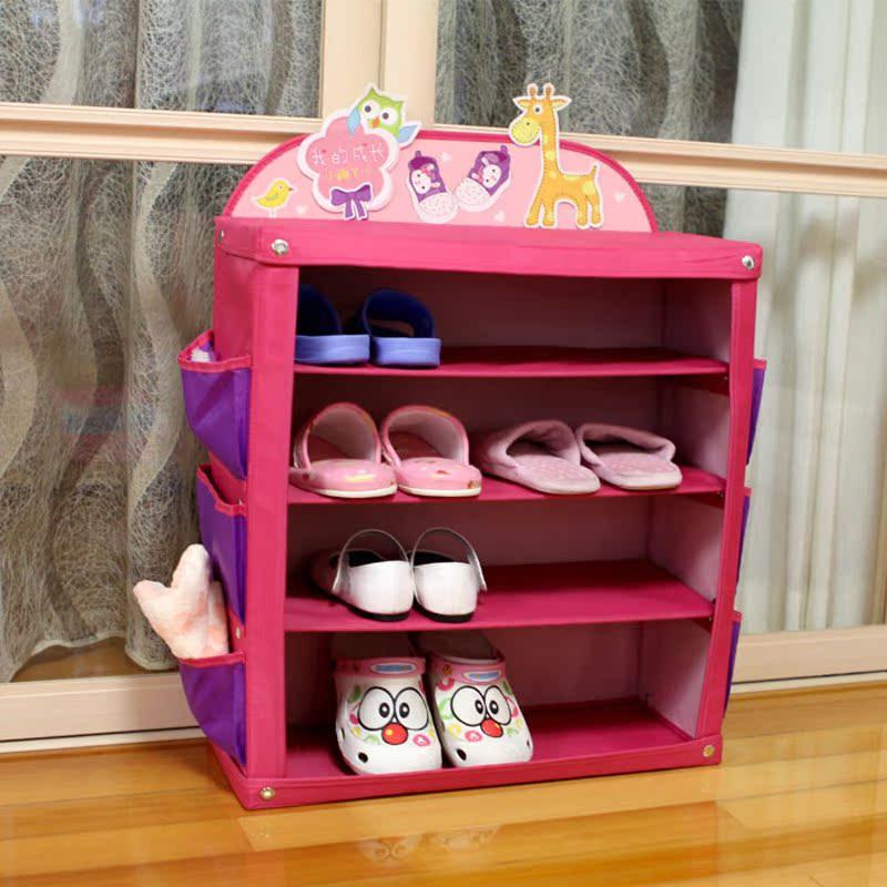 get quotations children cartoon baby oxford shoe shoe rack shelf storage cabinet finishing cabinet lockers