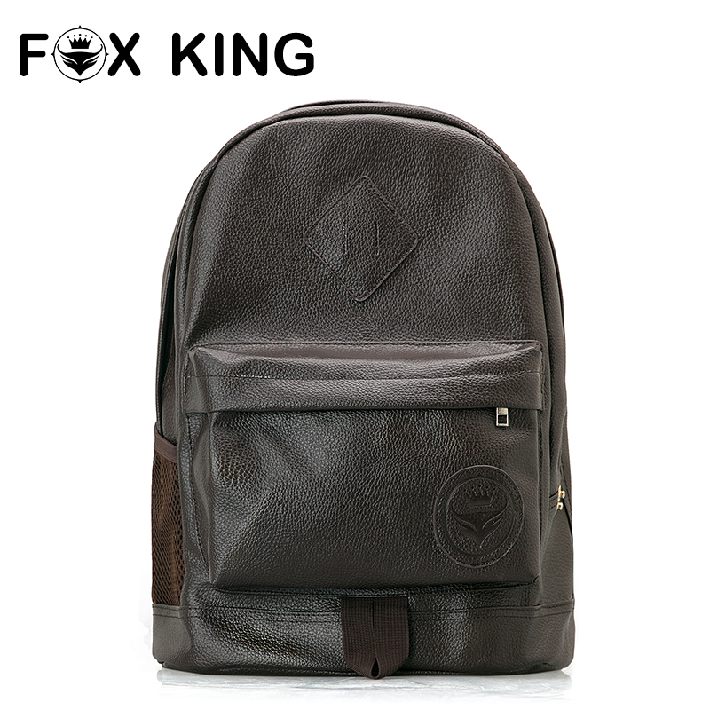 Get Quotations · King fox fox king korean men shoulder bag computer bag  influx of female high school 997e80bd6d913