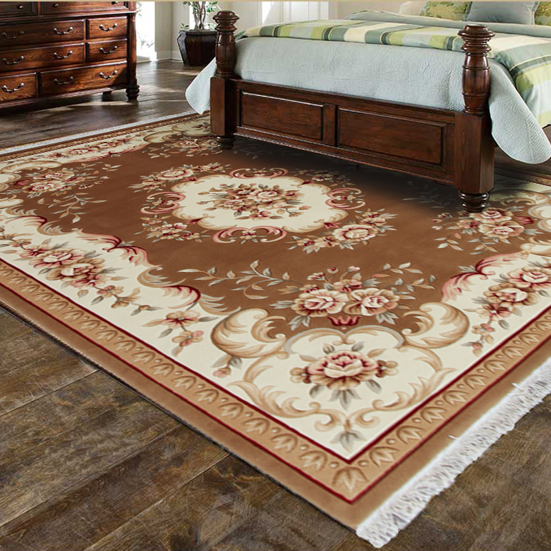 King of persia new zealand wool handmade carpets jianhua carpet living room bedroom upscale european american fashion