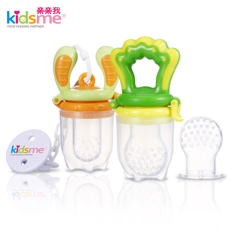 Kiss me baby nutrition bite bite bag complementary food supplement baby food supplement tools bite bite bite pacifier