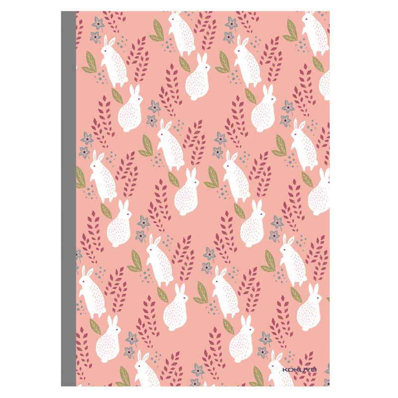 Kokuyo kokuyo b5 wind pattern/it is true pp envelope easy to tear this notebook notepad page 40 8 copies/ Package