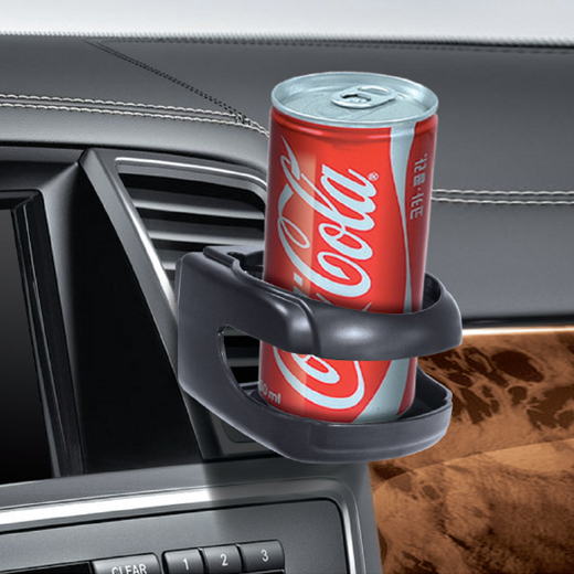 Korea fouring car air conditioning vent bracket car drink holder cup holder cup holder creative supplies