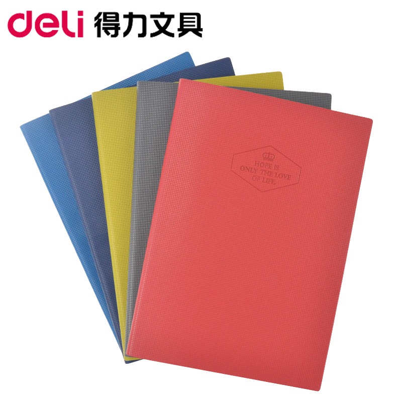 Korean version of the creative notepad office supplies stationery deli thick leather notebook notebook diary business deals