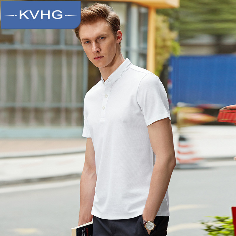 KVHG2016 summer everyday casual men's wild european and american style fashion short sleeve t-shirt cotton t-shirt 5705