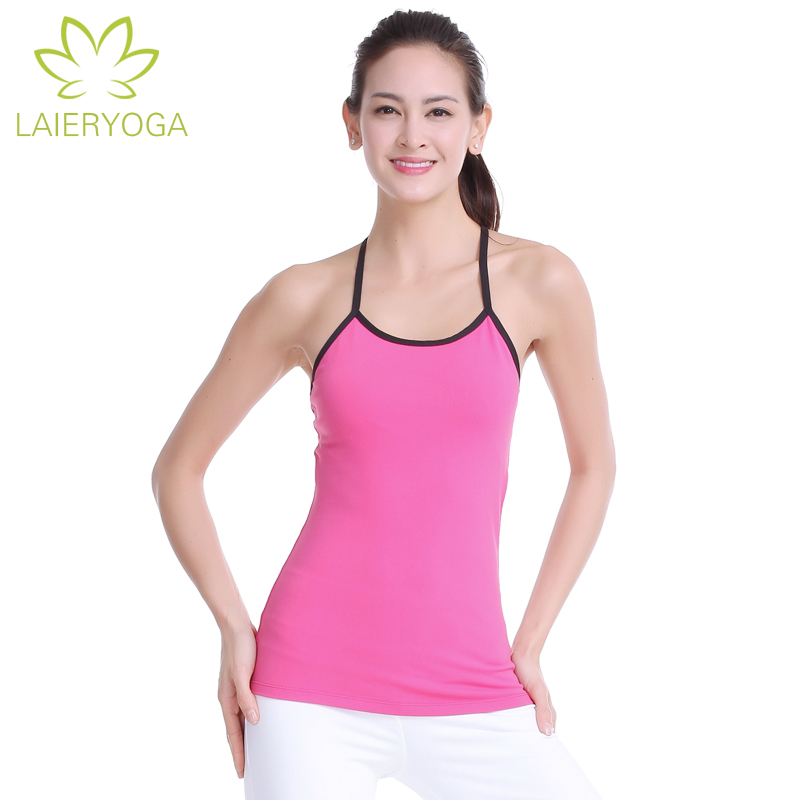 Laieryoga carlisle yoga clothes coat 2016 spring and summer yoga workout clothes camisole