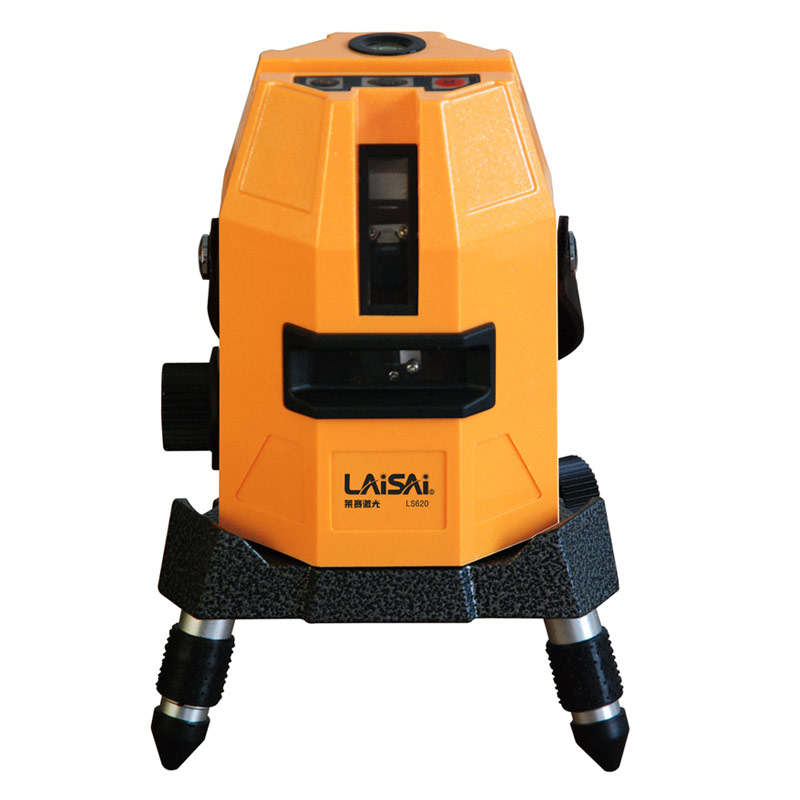 Laisai laser level meter infrared 3 line 1 point cheap LS620 gradienter laser marking instrument