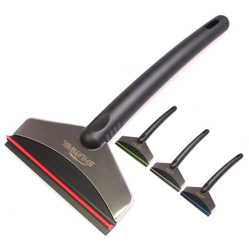 Large car snow shovel snow forklifts with stainless steel scraper snow shovel tool to eradicate