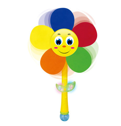 Large rotating music windmill windmill bubble wand bubble gun bubble gun automatic bubble machine blowing bubbles toy for children