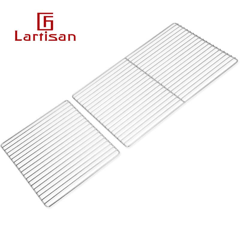Lartisan stainless steel barbecue grill mesh stainless steel barbecue grill special