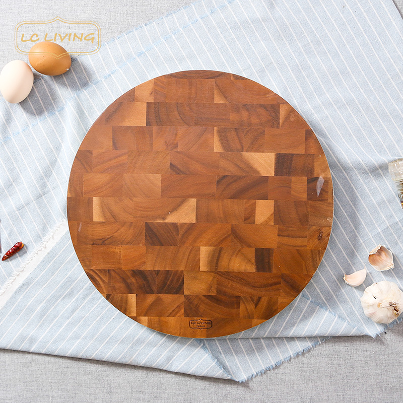 Lcliving haftplatte imported acacia wood cutting board chopping chopping board cutting board cutting board panel ganmian board cutting board chopping fruit