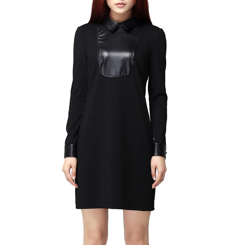China Black Leather Dress China Black Leather Dress Shopping Guide