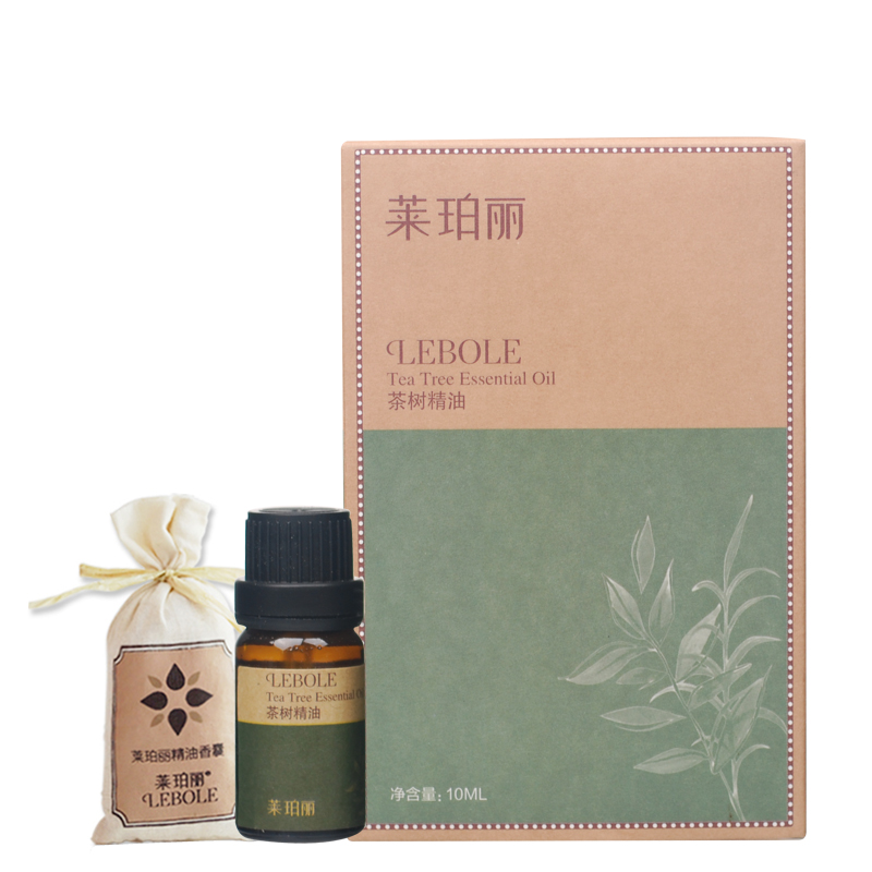 Lebole/lai poli tea tree oil 10 ml unilateral oil