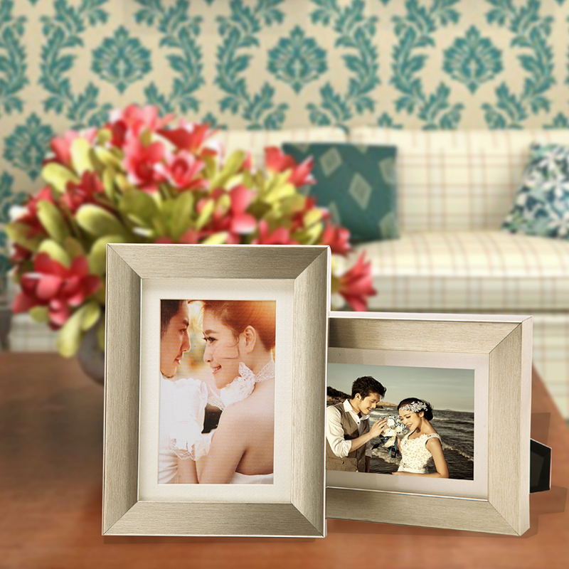 Legendary creative photo frame wall photo wall decoration photo frame personalized picture frame combination photo frame 10 inch
