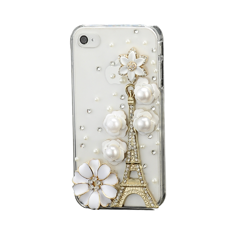 Lenovo lenovo a850 a850 a630e rhinestone mobile phone shell x_3 protective sleeve music lemon rose tower