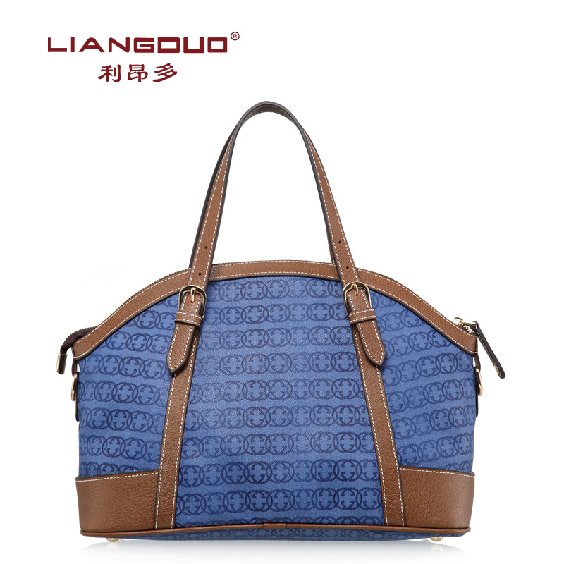 Leon more women bag classic european and american wild zipper printing handbags shell bag handbag shoulder bag women messenger