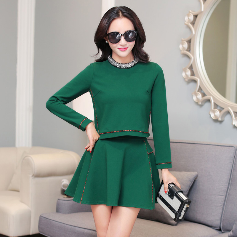 Letter dated 2016 from the entire suite of autumn autumn korean version of the influx of new autumn significantly higher ladieswear smaller sub short 150 cm