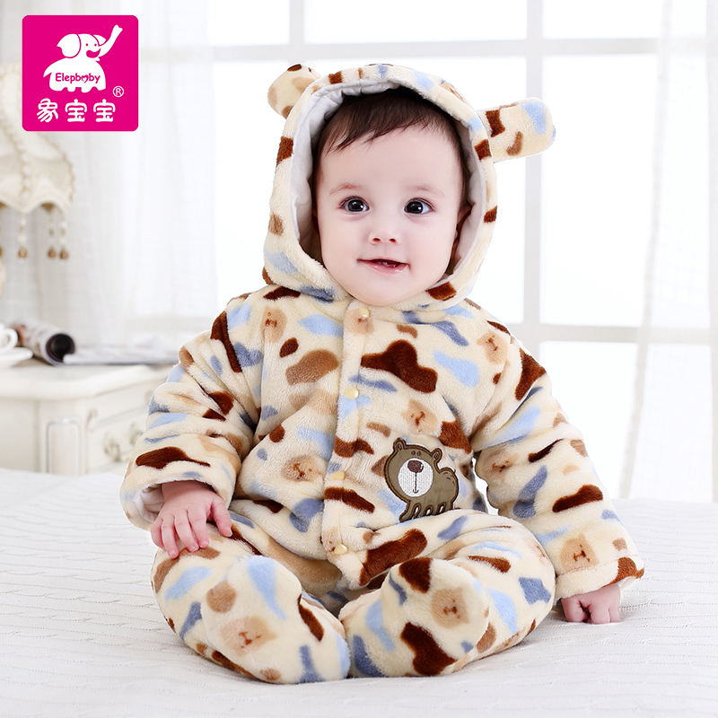 8d1c7e554e48 China Baby Winter Romper
