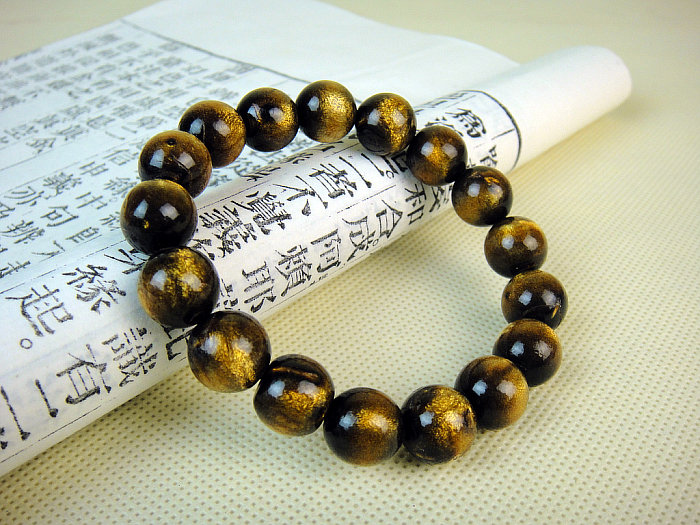 Liu hai salix salix prayer beads bracelet 12mm bracelets for women in the south china sea