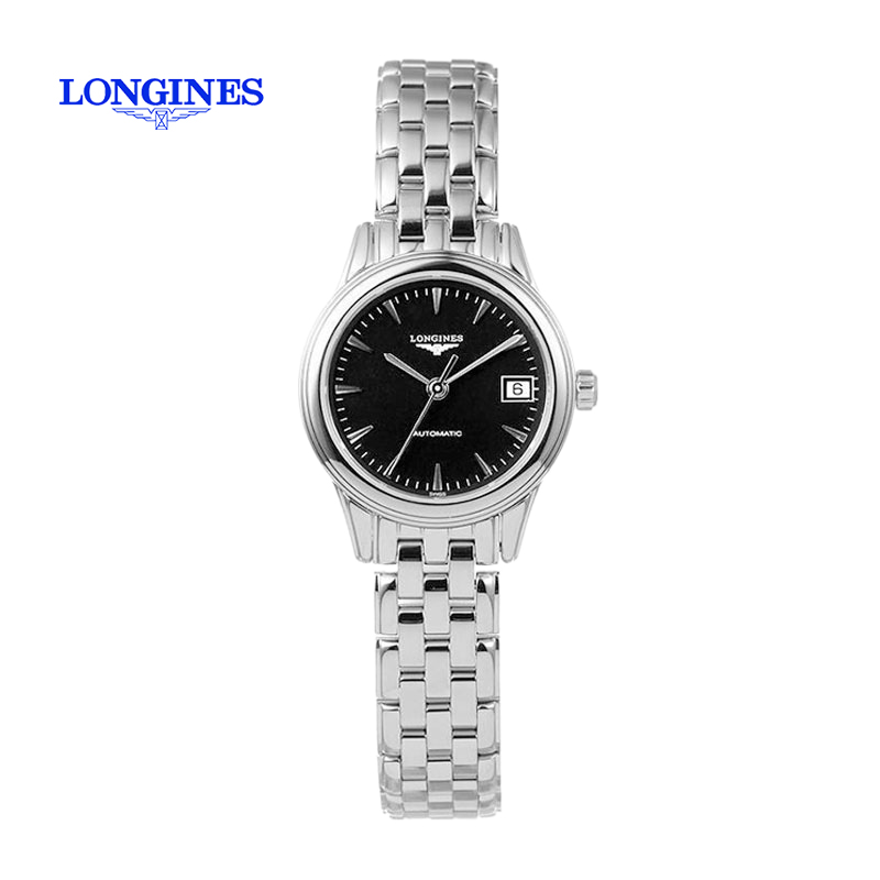 Longines (longines) flag series automatic mechanical watch ms. L4.274.4. 52.6