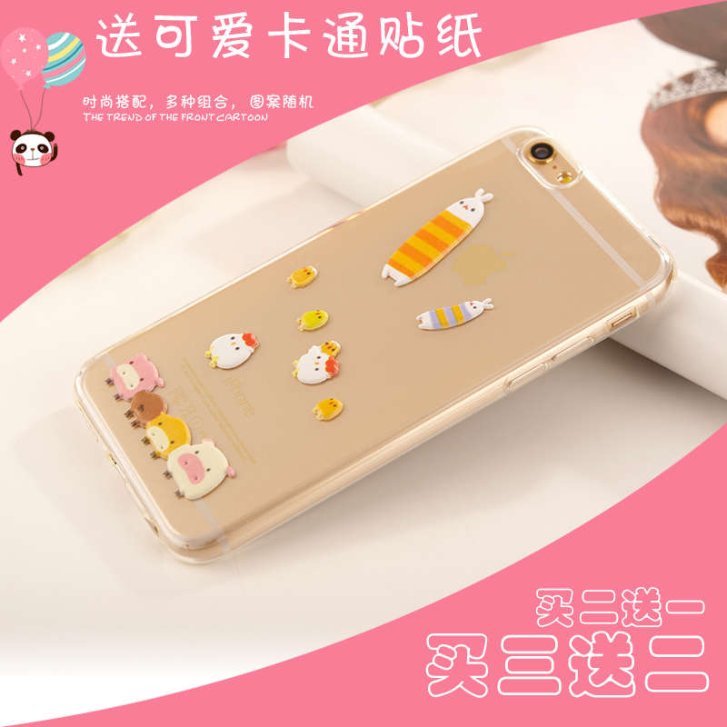 Lovebirds pro mobile phone red rice note2 note2 pro mobile phone protective shell transparent shell diy cartoon female models