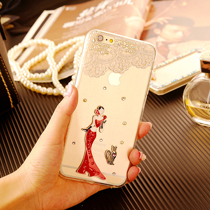 Lovebirds red rice millet note2 note2 phone shell mobile phone shell mobile phone sets protective shell diamond thin shell influx of women
