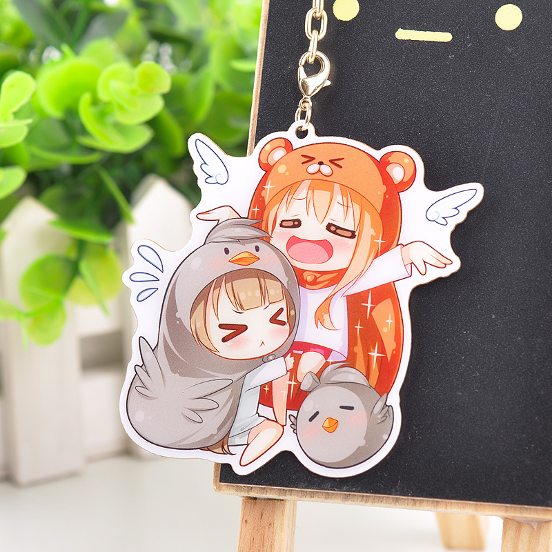 Lovelive south birdie dry matter little sister buried buried among anime ornaments phone pendant key ring