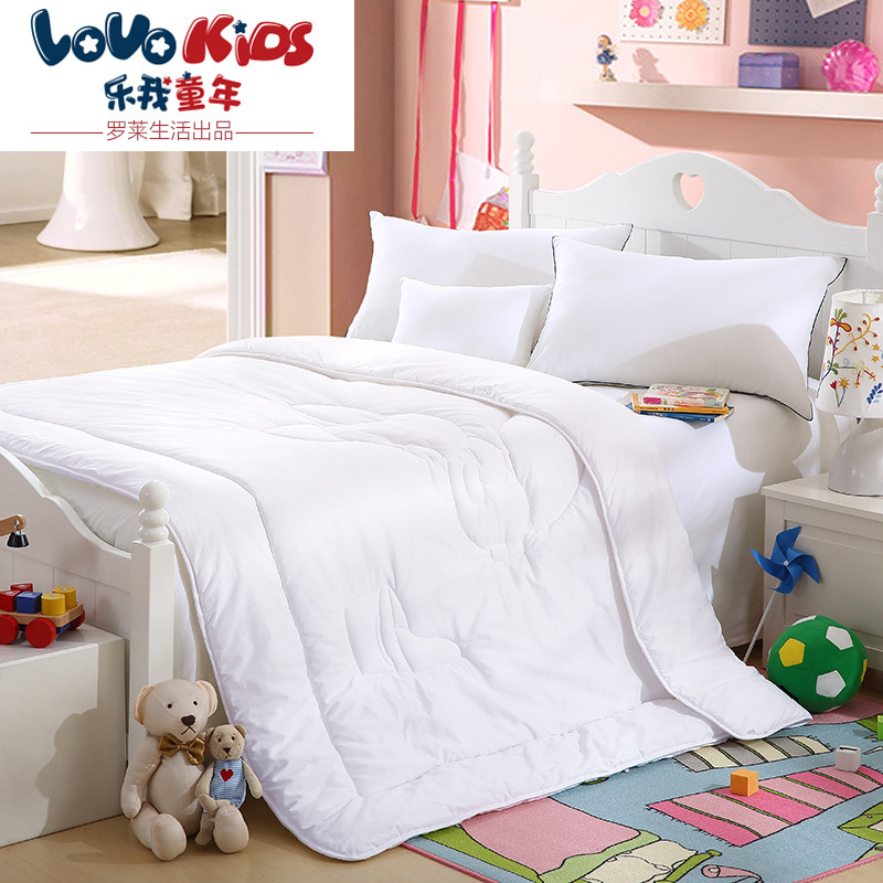 Lovo carolina textile kids children's cotton anion antibacterial fiber quilt is the core winter is