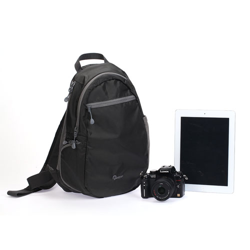Lowepro streamline oblique sling single micro camera bag slr camera bag camera bag