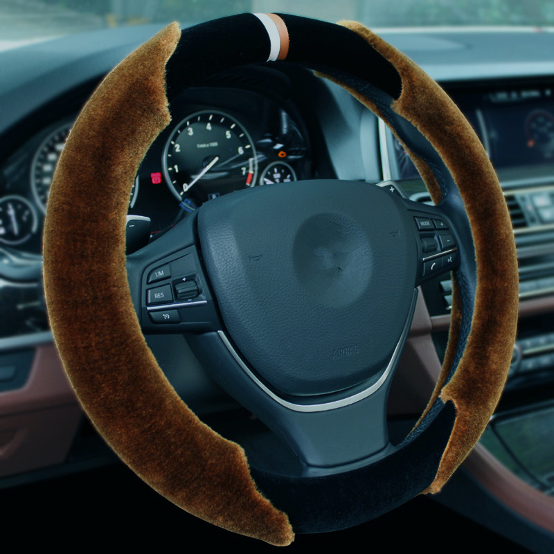 Luer ka winter steering wheel cover applicable buick royaum boulevard angke kia sportage sportage grips