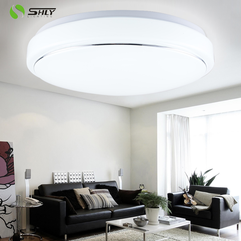 Luyuan (shly) led ceiling lights bedroom modern minimalist living room lights balcony lights aisle lights round lights