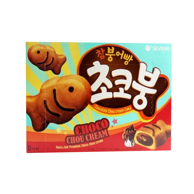 [Lynx supermarket] south korean imports zero food orion fish cake children chocolate chocolate layer cake 232g