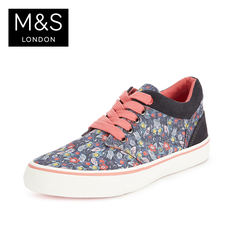 old flower casual sports shoes T722051G