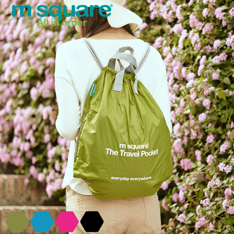 M square waterproof drawstring bag beam port drawstring bag beam port drawstring shoulder bag man bag back bag female sports and fitness
